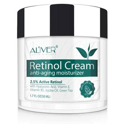 Aliver Crema Facial Retinol