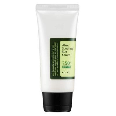 Aloe aliviador crema solar SPF50 PA+++