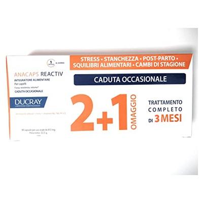 Anacaps - Ducray Tratamiento Reactiv