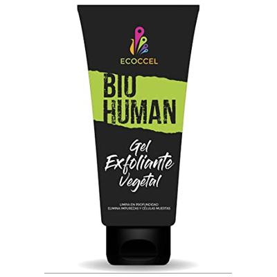 BIO HUMAN Gel Exfoliante facial y corporal