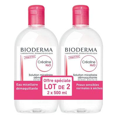 Bioderma Crealine H2O