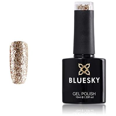 Bluesky Soak Off UV-LED KS gama Glitter Gel