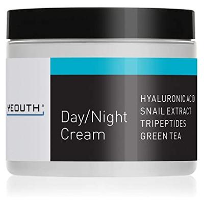 Crema Hidratante Facial de Día YEOUTH