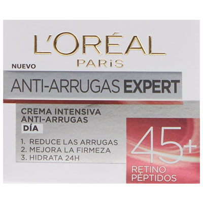 Crema-antiarrugas-L'Oréal-Paris-Attiva-45+