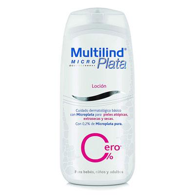 Crema corporal Multilind MICRO Plata