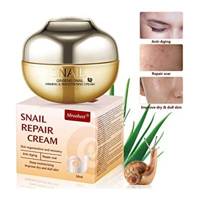 Crema de Baba de Caracol, Snail Repair Cream