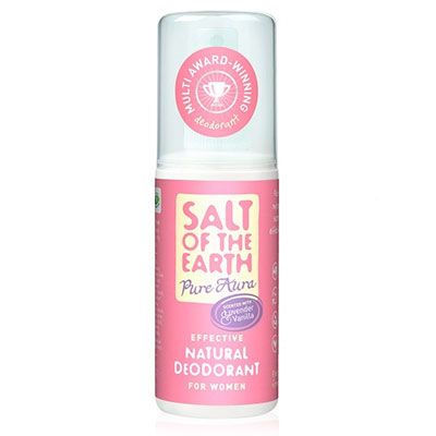 Desodorante Natural para Mujeres