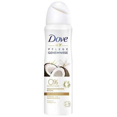 Dove – Espray regenerador de coco y flores de jazmin