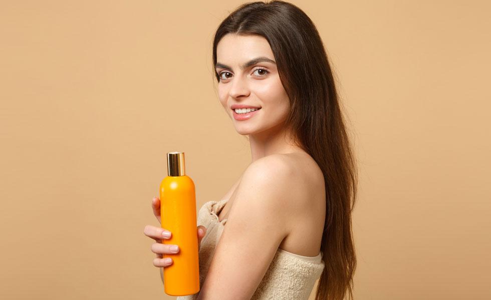 Elegir protectores solares para el cabello