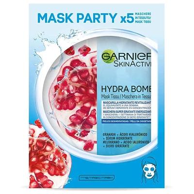 Garnier Skin Active Hydra Bomb, Tissu Mask