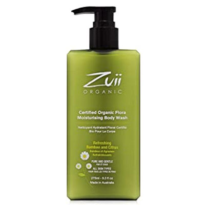 Gel de baño Zuii organics