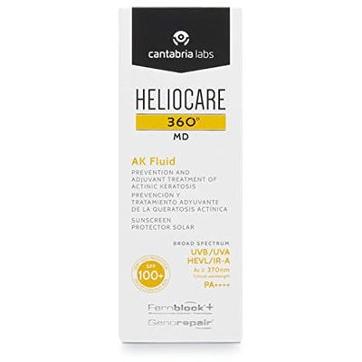 Heliocare 360º MD AK Fluid - Crema Solar SPF100+