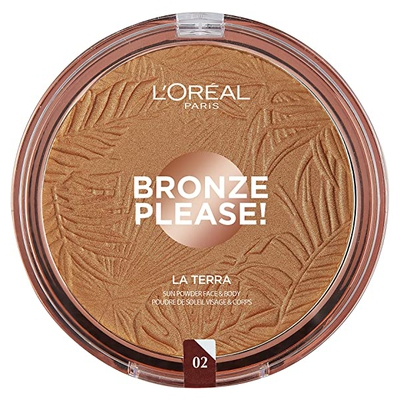 L'Oréal Paris Glam Bronze La Terra
