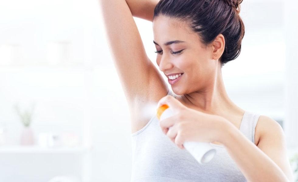 Los mejores desodorantes para las axilas