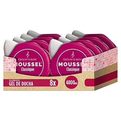 Moussel Gel Líquido Classique con Aceites Esenciales