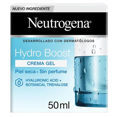 Neutrogena Hydro Boost Crema Gel Hidratante Facial con Ácido Hialurónico