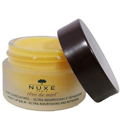 Nuxe Rêve de Miel, Bálsamo de labios reaparador y nutritivo, 15 gr