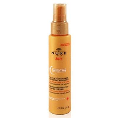 Nuxe Sun Huile Lactée Capillaire Hydratante Spray