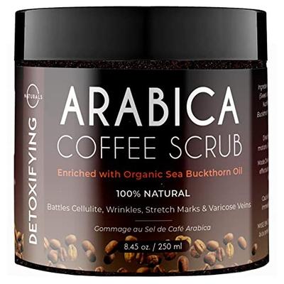 O Naturals Anti-Celulitis Exfoliante Café Orgánico