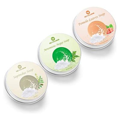 OCYCLONE Jabón de Manos 3 PACK, Artemisia Argyi
