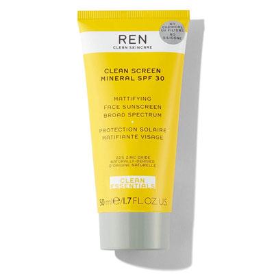 REN Clean Skin Care Clean Screen Mineral SPF 30