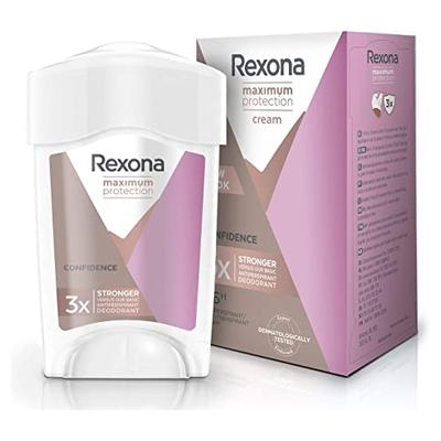 Rexona Maximum Protection Crema Antitranspirante