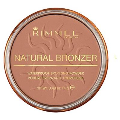 Rimmel London Natural Bronzer, Polvos Bronceadores
