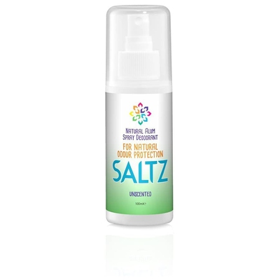 SALTZ - Spray desodorante ecológico 100% natural