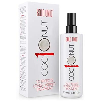 Spray Protector del Calor de Coco - Tratamiento Pr