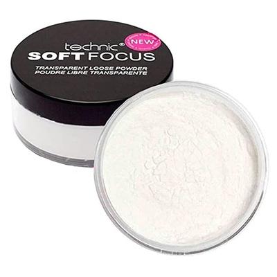 Technic Soft Focus Transparent Loose Face Powder