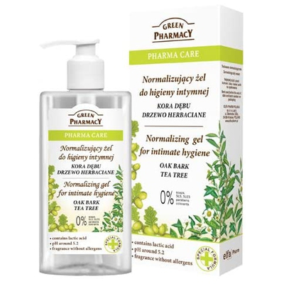 The Green Pharmacy Gel Higiene Intima