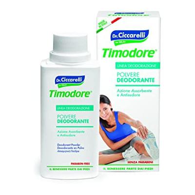 Timodore Polvos Desodorante