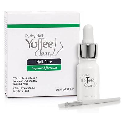 YOFFEE CLEAR PURITY NAIL - Tratamiento de hongos