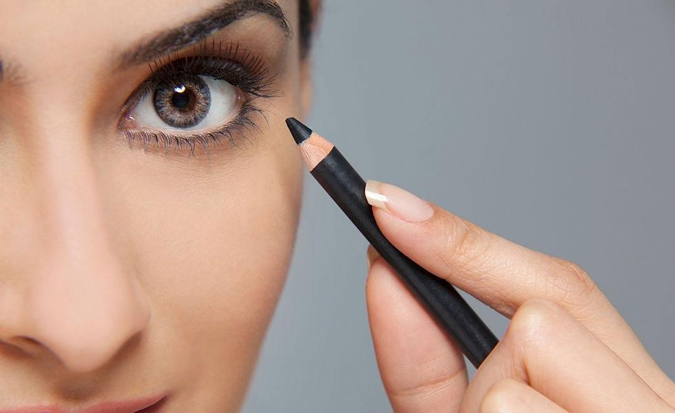 Los mejores tipos de lápices para ojos