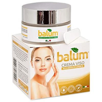 Balum Crema facial de baba de caracol