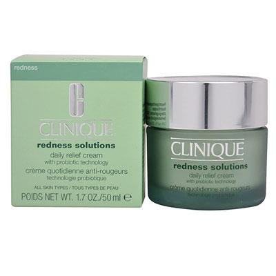 Clinique Redness Solutions, Crema de Alivio con Probiótico