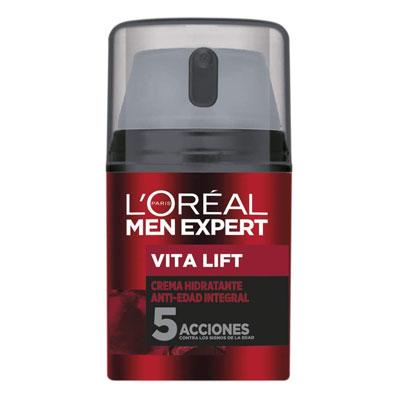 L'Oréal Men Expert crema hidratante antiedad Vita Lift