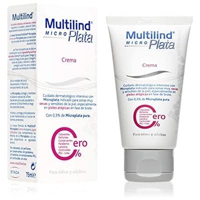 Multilind Crema parar el alivio de picor e irritacion
