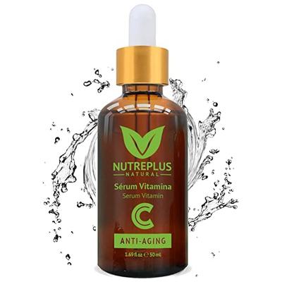 Serum Facial Vitamina C y Acido Hialuronico