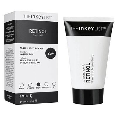 The INKEY List El suero de retinol