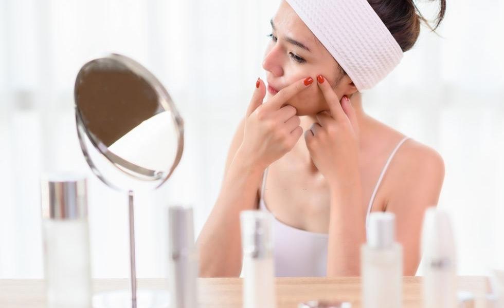 Tratamientos indicados en casos de acné