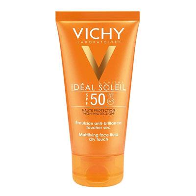 Vichy Idéal Soleil - Crema Solar Rostro