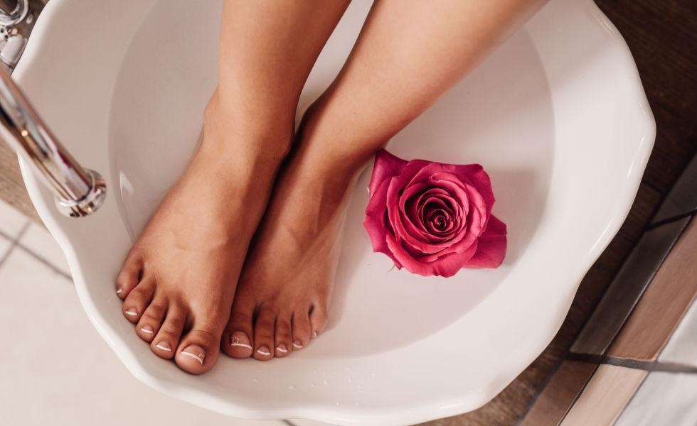 Dudas frecuentes sobre la exfoliación de los pies