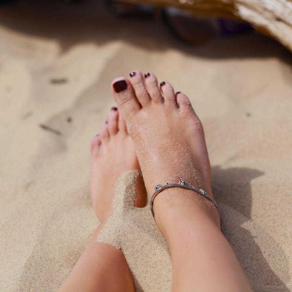 Mejores exfoliantes para pies